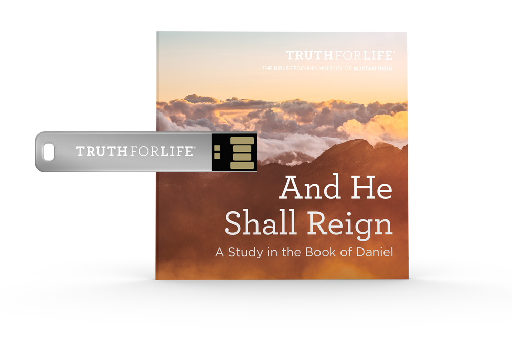 And He Shall Reign, Two Volume Set (USB)