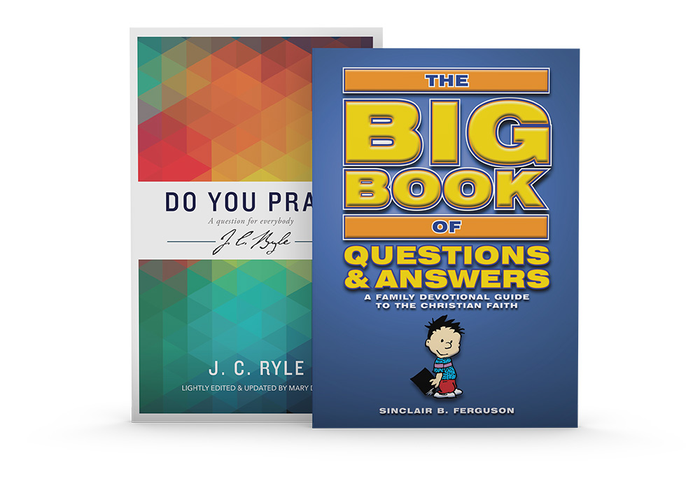 Do You Pray? & The Big Book of Questions and Answers - Store