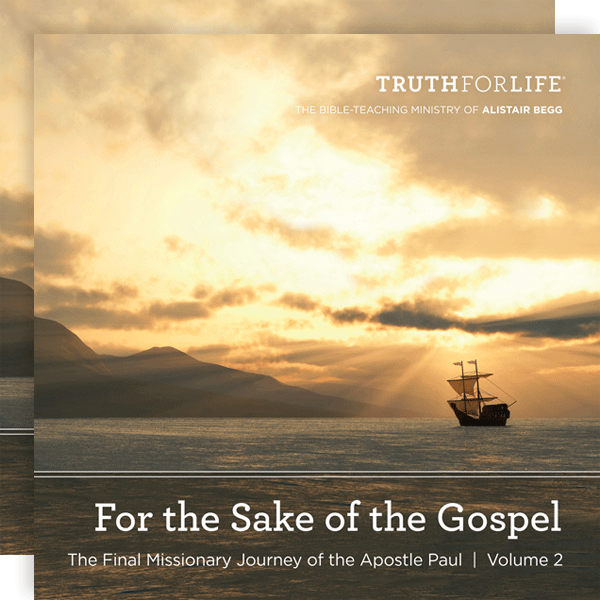 For the Sake of the Gospel, Two Volume Set