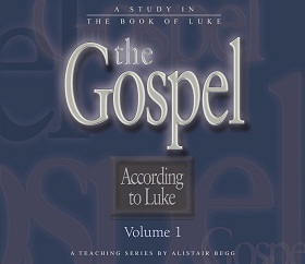 The Gospel According to Luke, Volume 1
