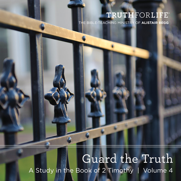 Guard the Truth, Volume 4