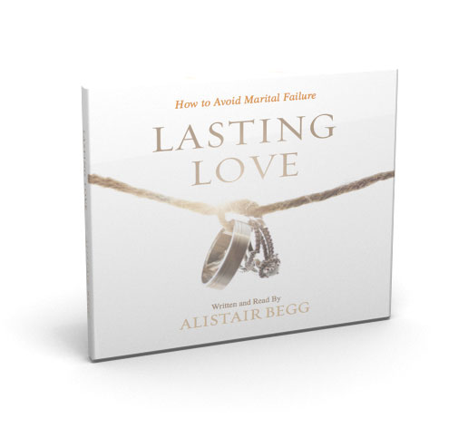 Lasting Love (Audio Book CD)