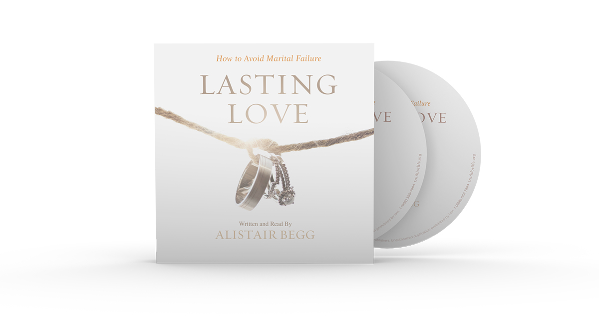 Lasting Love (Audiobook CD)