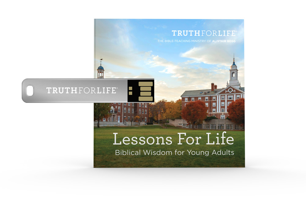 Lessons for Life, Four Volume Set (USB)