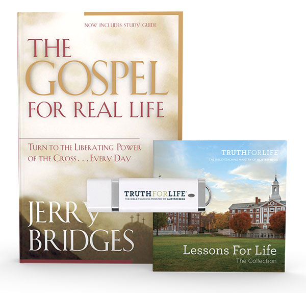 Lessons for Life (The Collection) & The Gospel For Real Life