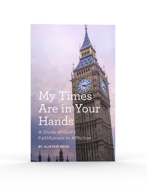 'My Times Are in Your Hands' Booklet