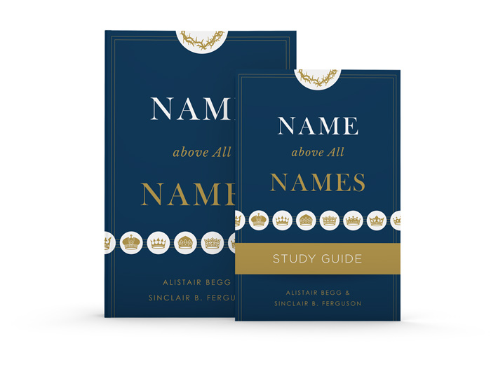Name above All Names (Book and Study Guide)