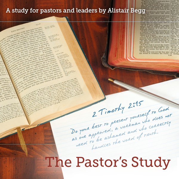 The Pastor's Study, Six Volume Set