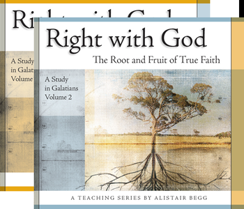 Right With God, Two Volume Set