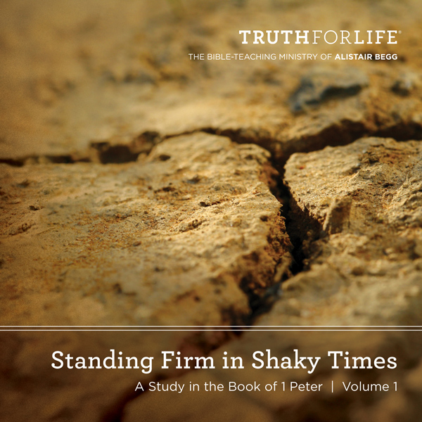 Standing Firm in Shaky Times, Three Volume Set
