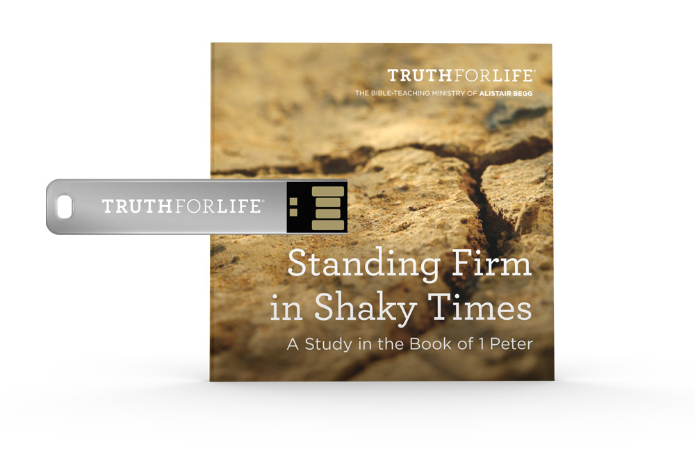 Standing Firm in Shaky Times, Three Volume Set (USB)