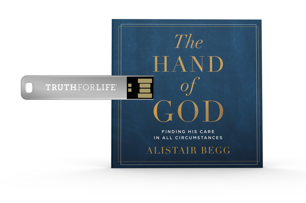 The Hand of God, Two Volume Set (USB)