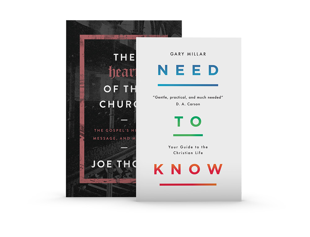 The Heart of the Church & Need to Know