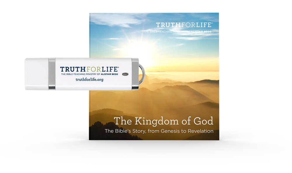 The Kingdom of God, Two Volume Set (USB)