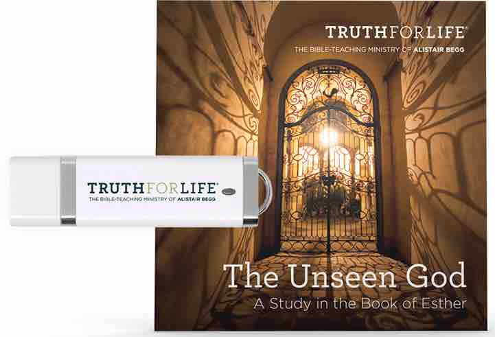 The Unseen God, Two Volume Set (USB)