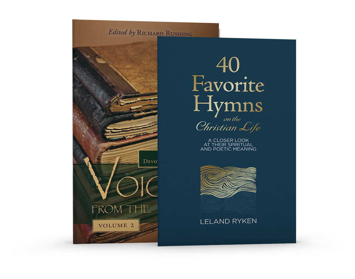 Voices from the Past, Volume 2 & 40 Favorite Hymns on the Christian Life