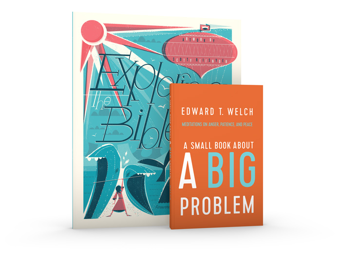 Exploring the Bible & A Small Book About a Big Problem