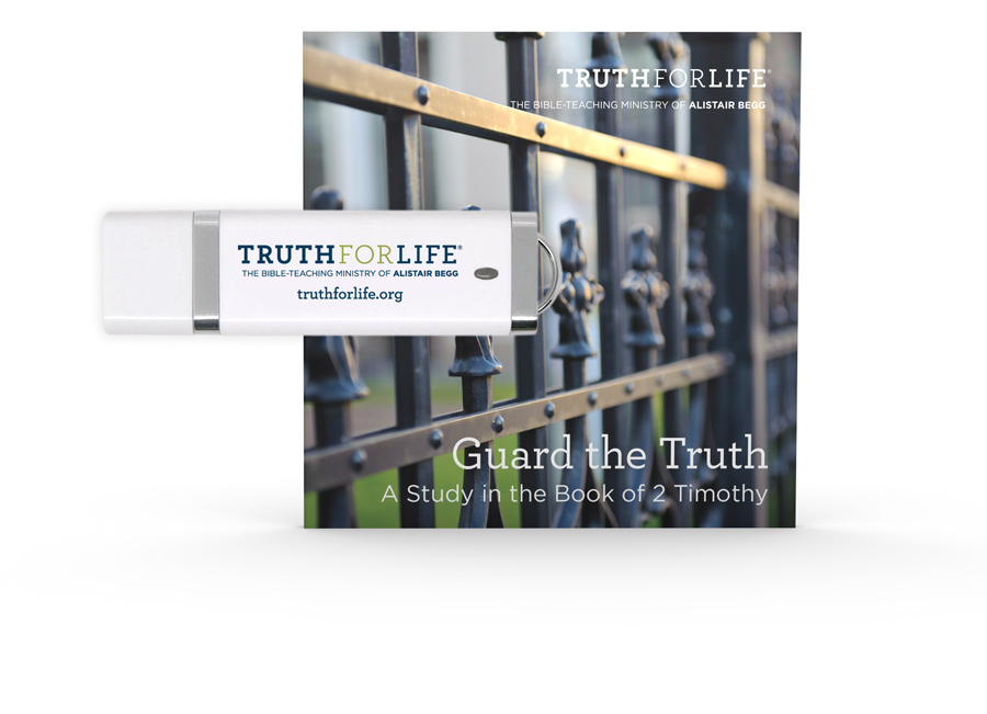 Guard the Truth, 4 Volume Set (USB)