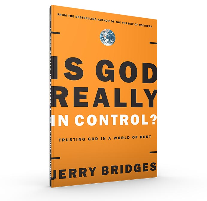 Is God Really in Control? -- Trusting God in a World of Hurt