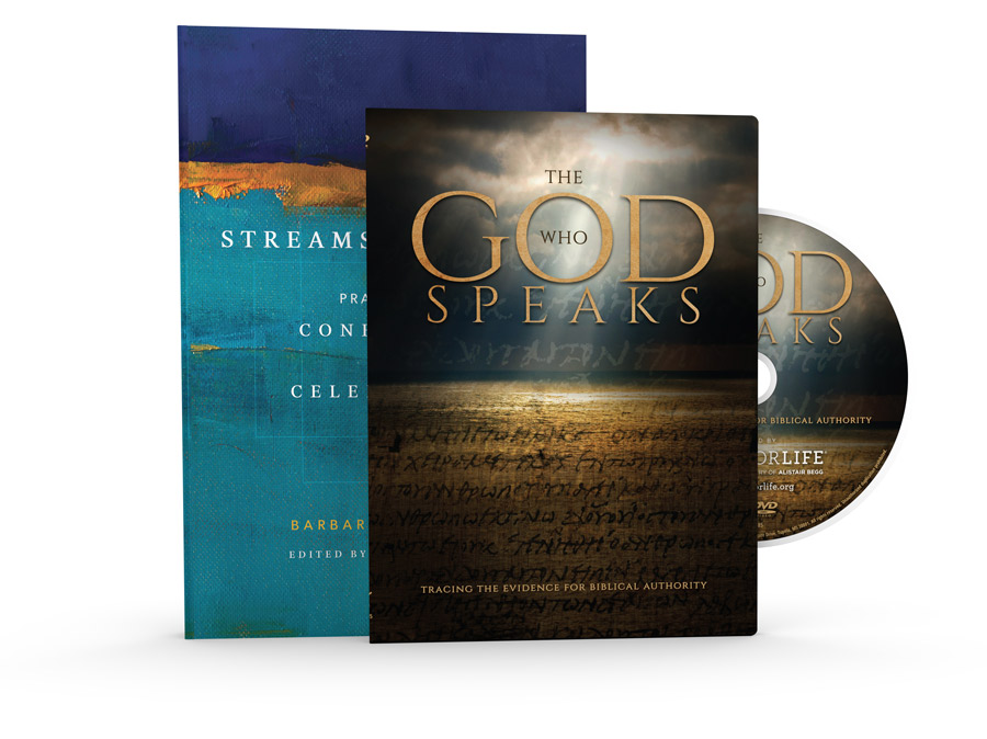 Streams of Mercy & The God Who Speaks