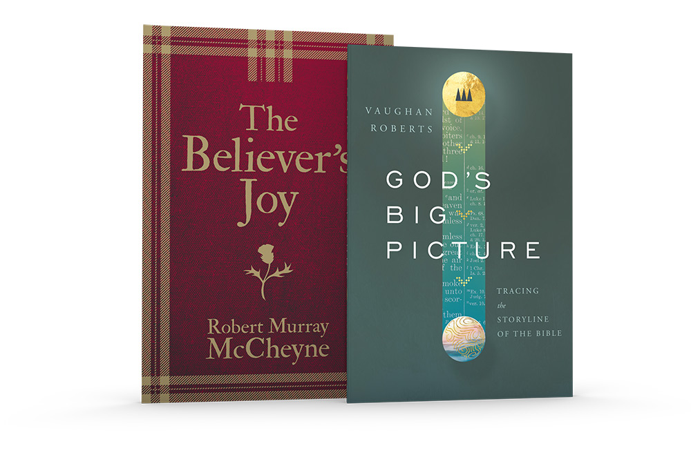 The Believer's Joy & God's Big Picture