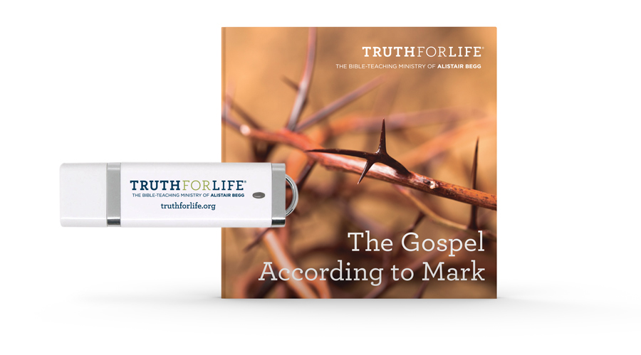 The Gospel According to Mark, Eight Volume Set