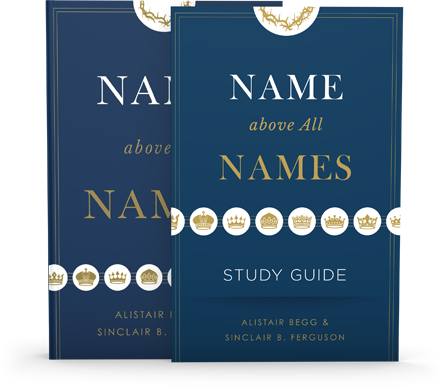 Name Above All Names Book and Study Guide