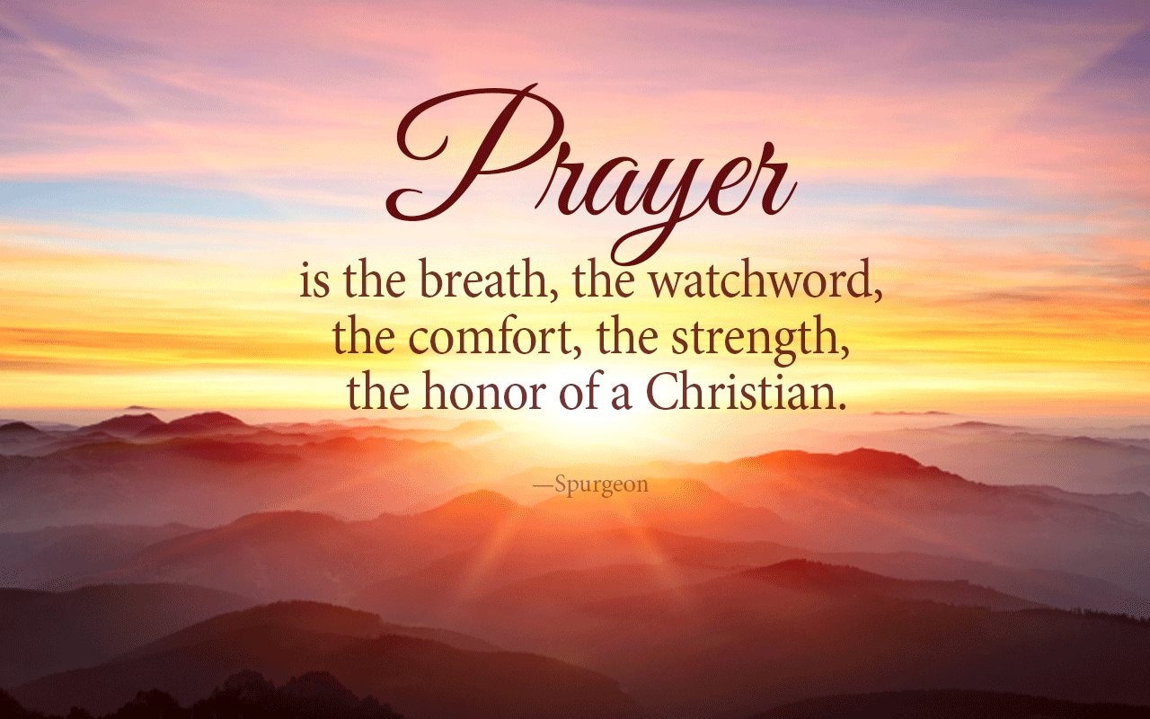 6-27-16 – INTERCESSOR FOCUSED PRAYER: Let's Petition Our Heavenly