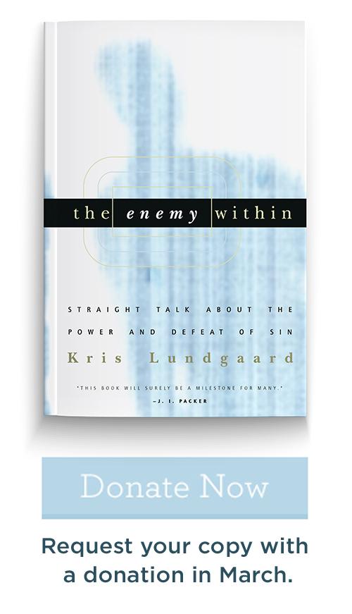 The enemy within kris lundgaard