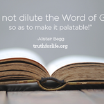 Weekly Wallpaper: The Word of God