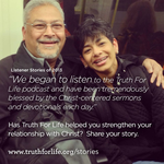 Listener Stories : Tremendously Blessed