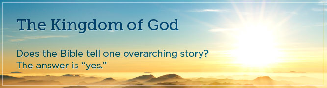 Share the teaching from this month's series, The Kingdom of God.