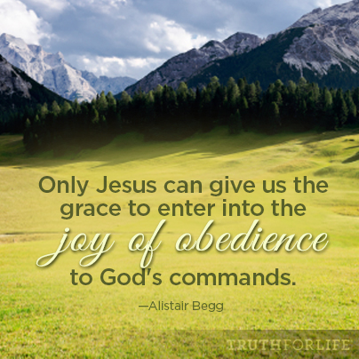 Joy of Obedience