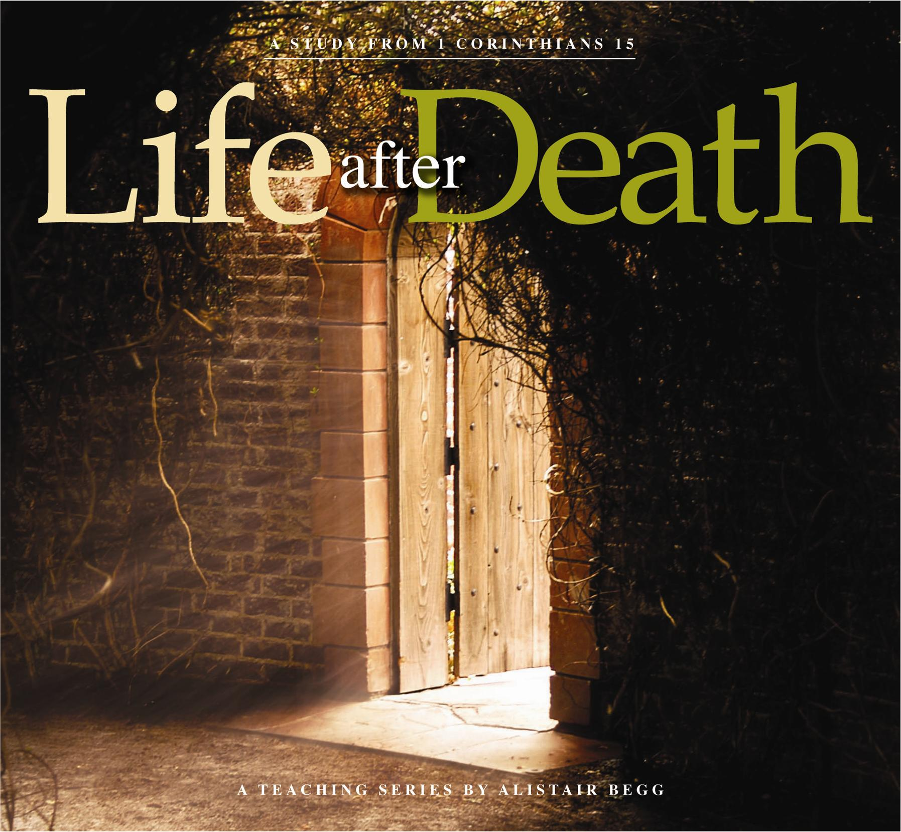 life after death The standard view of life after death has long focused on a disembodied soul that, immediately pursuant to the expiration of the body, goes either to heaven or to hell.