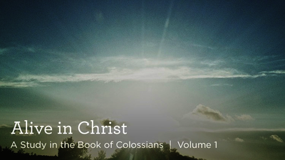 Alive In Christ, Volume 1
