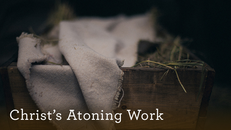 Christ's Atoning Work