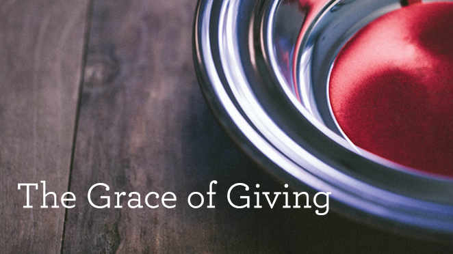 Principles in Giving (Part 1 of 2)
