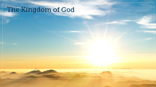 The Partial Kingdom - God's People, Part Two, A