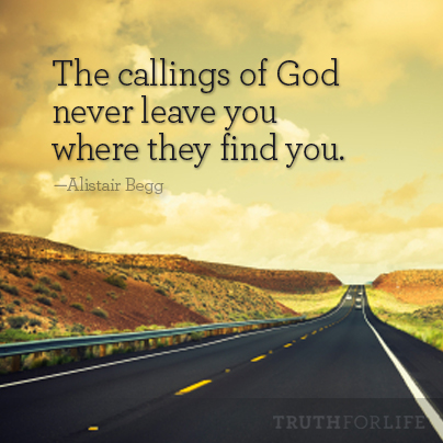 The callings of God